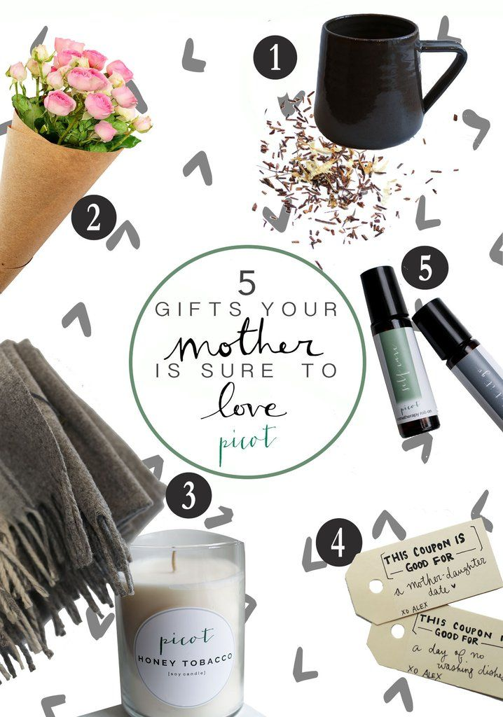 Mother's Day Gift Guide - The best homemade and store bought gifts