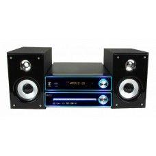 #Design #Kompaktanlage #Stereoanlage Mini HiFi #Musikanlage CD MP3 USB Player #Radio