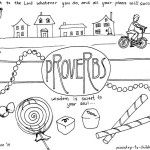 Children Bible Activities For Proverbs | just b.CAUSE