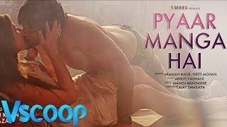 Watching New Latest Video Song 'Pyaar Manga Hai'   Hot Scenes   Zareen Khan, Ali…