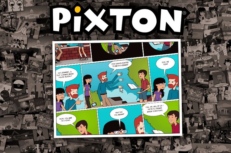 The world's most popular and easy to use comic and storyboard creator.