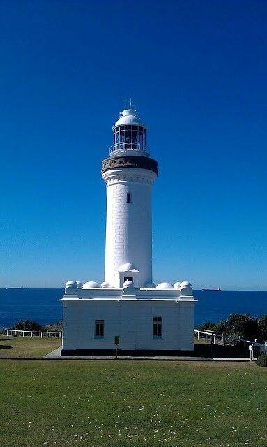 Norah Head Lighthouse , N.S.W.