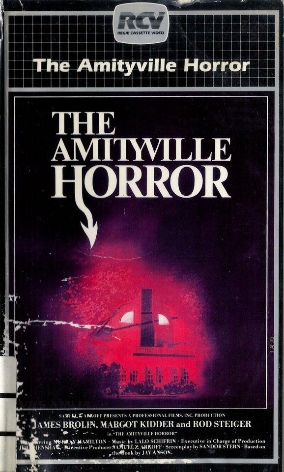The Amityville Horror (1979) by Stuart Rosenberg