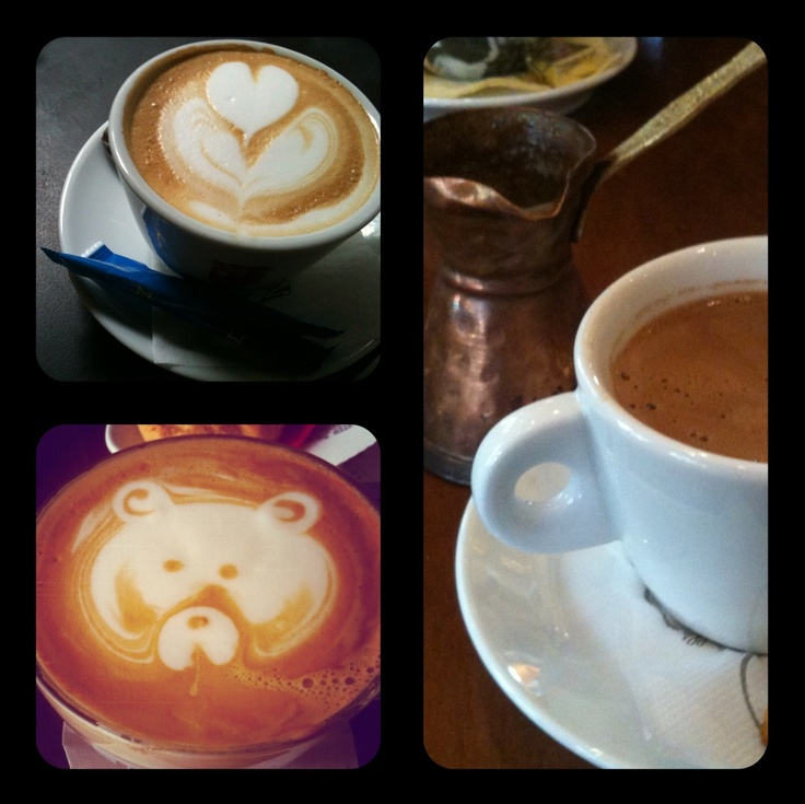 I like my coffee