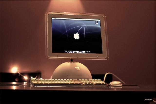iMac G4 by Irudayam, via Flickr