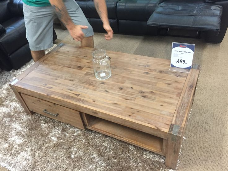 silverwood coffee table - super amart | furniture | pinterest | house