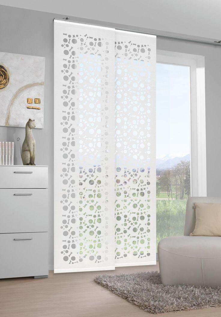 100 najlepszych obrazów na Pintereście na temat tablicy Vorhänge - gardinen muster für wohnzimmer