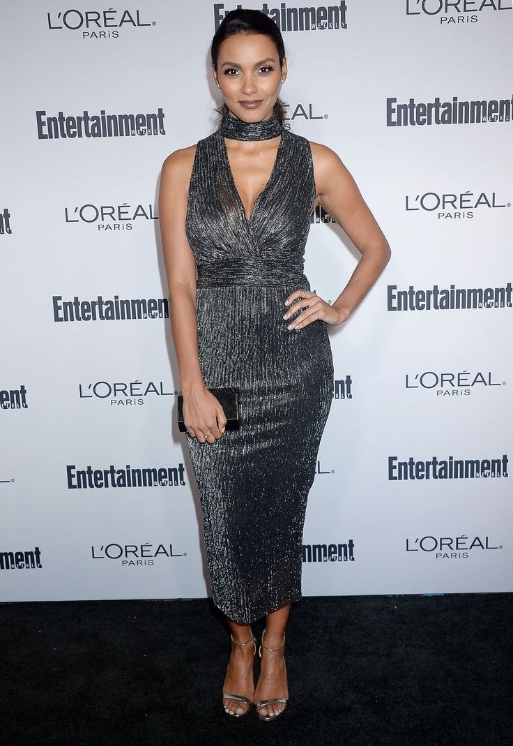 Jessica Lucas at Entertainment Weekly 2016 Pre-emmy Party in Los Angeles 09/16/2016