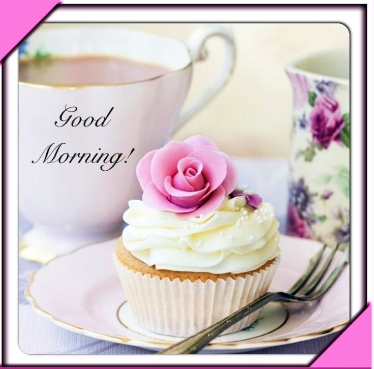 Good Morning quotes quote coffee morning cupcake good ...