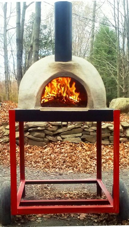 Add some Old World charm and life style to your patio  with your very own wood fired pizza oven.  Custom made in the USA to fit your every need.