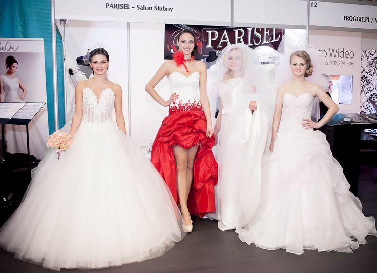 Targi Garwolin Salon Sukien Ślubnych Parisel