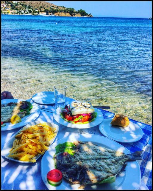 Pelin Pembesi: Leros Adası Tatları