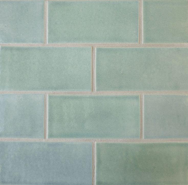 Mercury Mosaics 3 Quot X6 Quot Subway Tile 108 China Sea