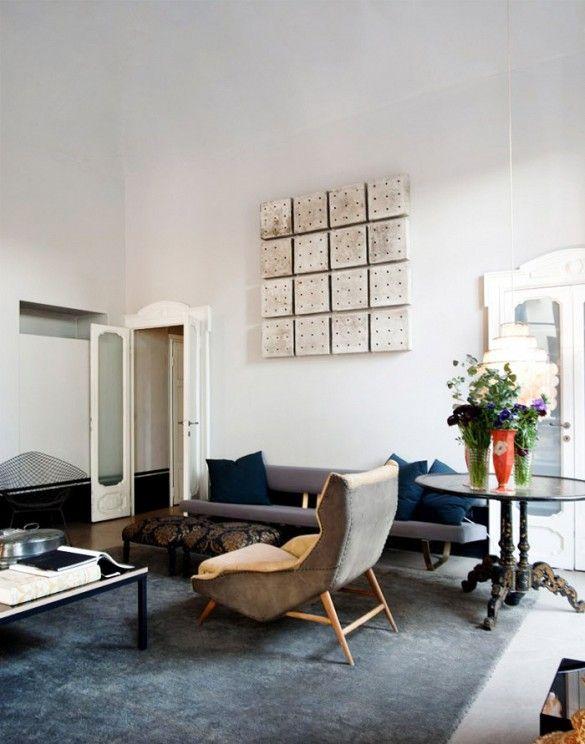 Dimore Studio living room. / Get started on liberating your interior design at Decoraid (decoraid.com)