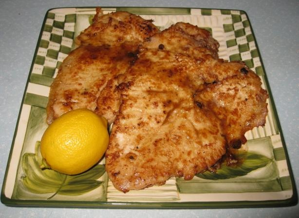 Light Turkey Schnitzel Recipe