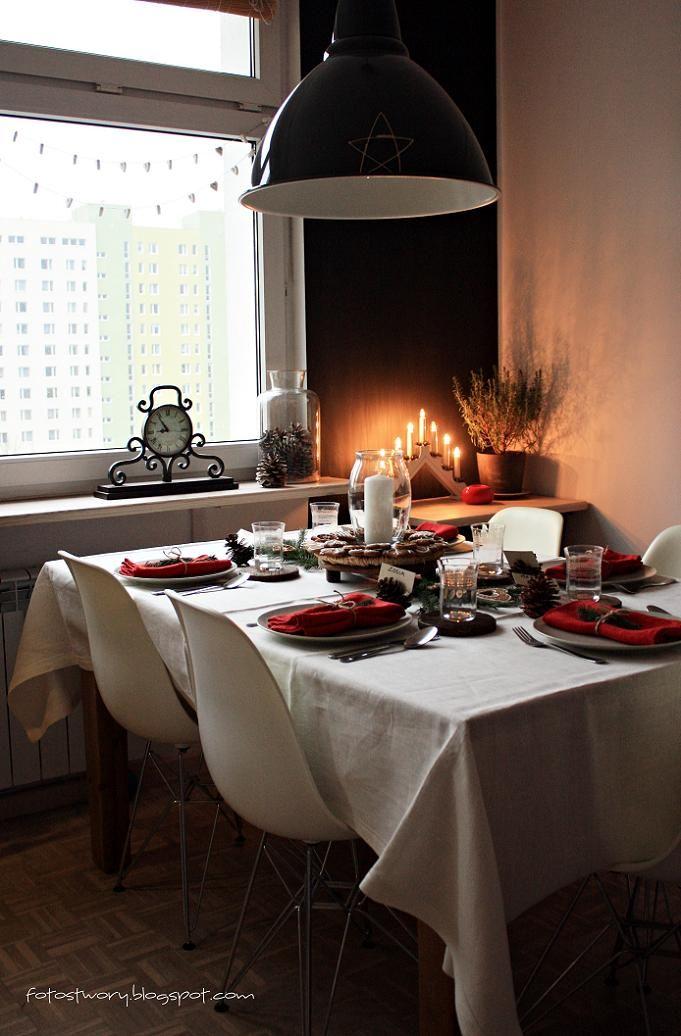 my Christmas diningroom
