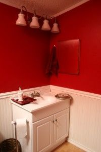 How to get rid of those nasty strips in a doublewide or singlewide mobile home.