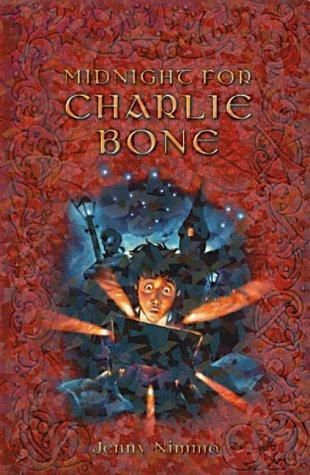 """Midnight for Charlie Bone"", by Jenny Nimmo - A destiny unfulfilled. A secret legacy. When Charlie Bone discovers that he can hear the voices of people in photographs, his guardian Grandma Bone sends him to Bloor's Academy, a school for children with special gifts."