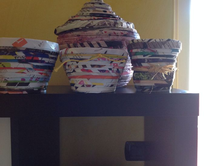 Riviste riciclate