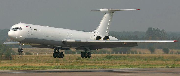 Ilyushin Il-62 KOPA Avia