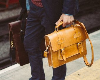 Will you find a bag you like at www.leathermessengerbags.top ?  Leather Messenger Bag 13 Laptop Bag Men's Work by BennyBeeLeather