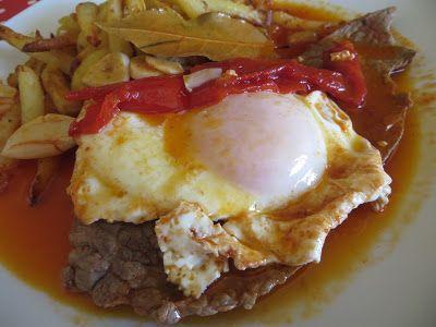 Su Delícia: Bife à regional com batatas (São Miguel)