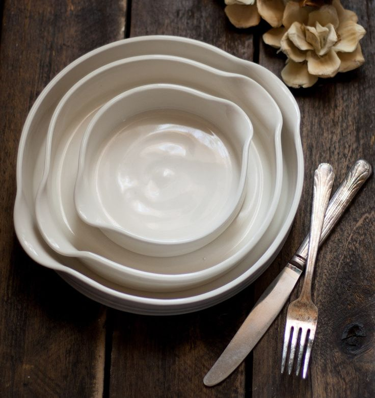 Ceramic Stoneware Baking : Images about casserole dishes soup bowls on pinterest