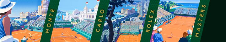 Federer's first match in Monte Carlo is Tuesday?