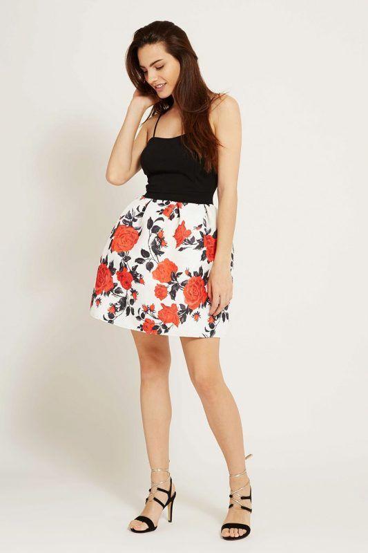 Vestido corto Florinda