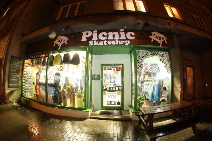 Welcome to Picnic Skateshop!