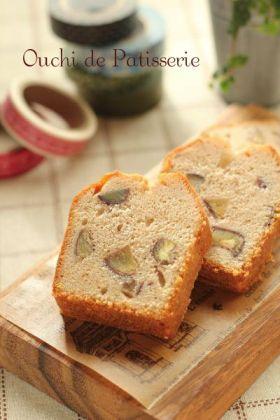 「大人の栗パウンドケーキ」ぶうちゃん | お菓子・パンのレシピや作り方【corecle*コレクル】