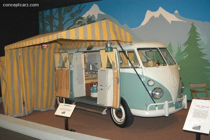 1963 Volkswagen Westfalia Camper