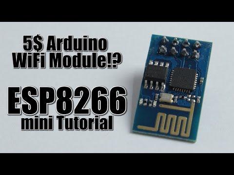 ESP8266 mini Tutorial