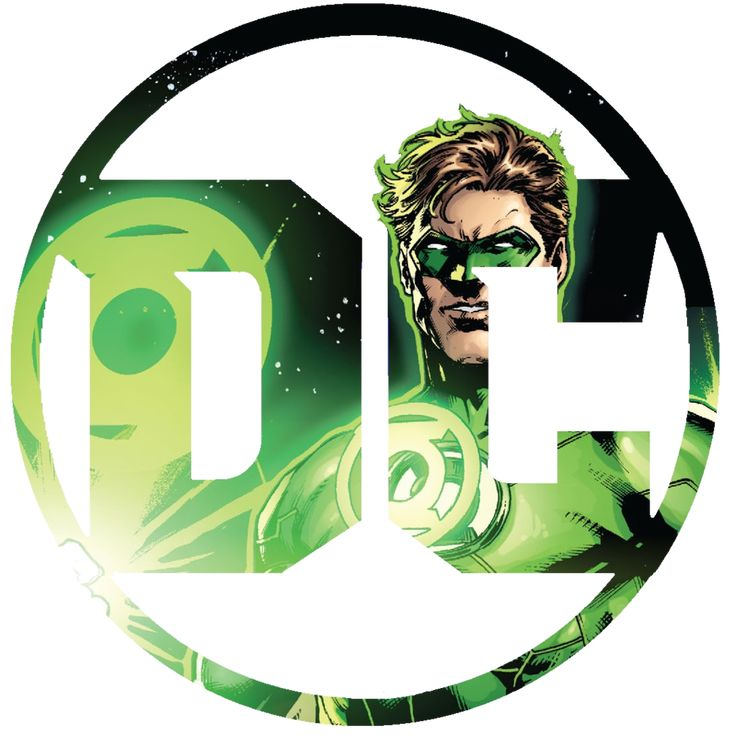 DC Logo for Green Lantern by piebytwo
