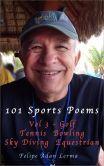 101 Sports Poems Vol 3 Golf * Tennis * Bowling * Equestrian * Sky Diver - 4 star rating