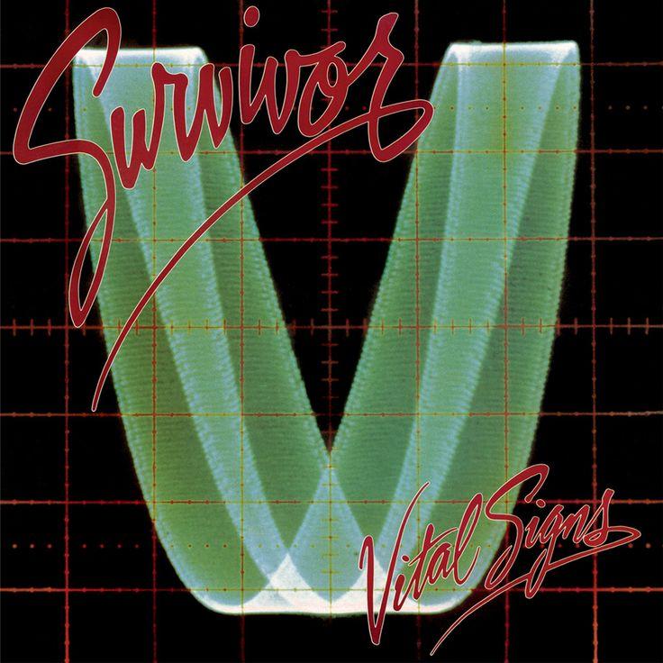 Survivor Vital Signs - cassette