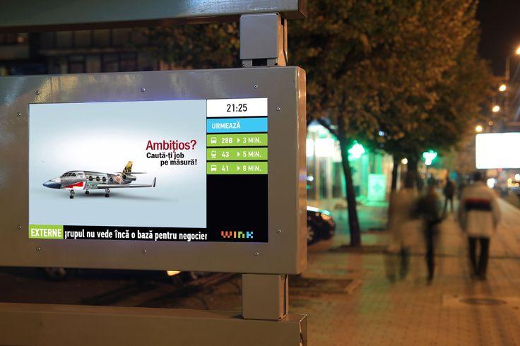 Digital Sigange / Public Transport / Terminus