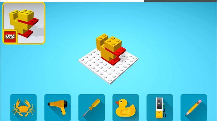Buat Bebek dan Jerapah di Lego Go Build versi Beta - Ternyata Susah Juga...