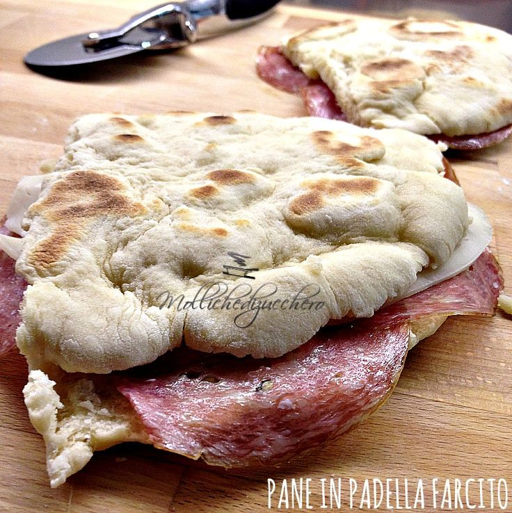 Pane+in+padella+farcito