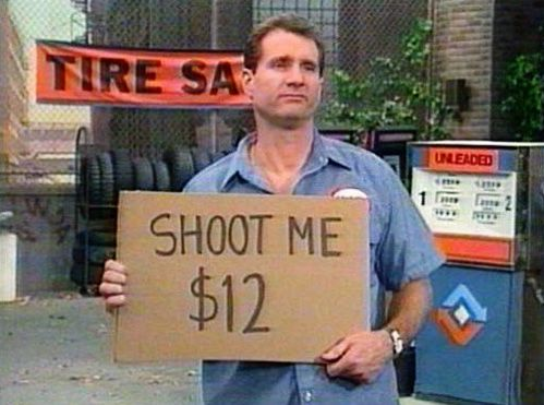 please.Funny Junk, Funny Shit, Funny Pictures, Married With Children, Shoots, Funny Stuff, Funny Memes, Al Bundy, Funny People