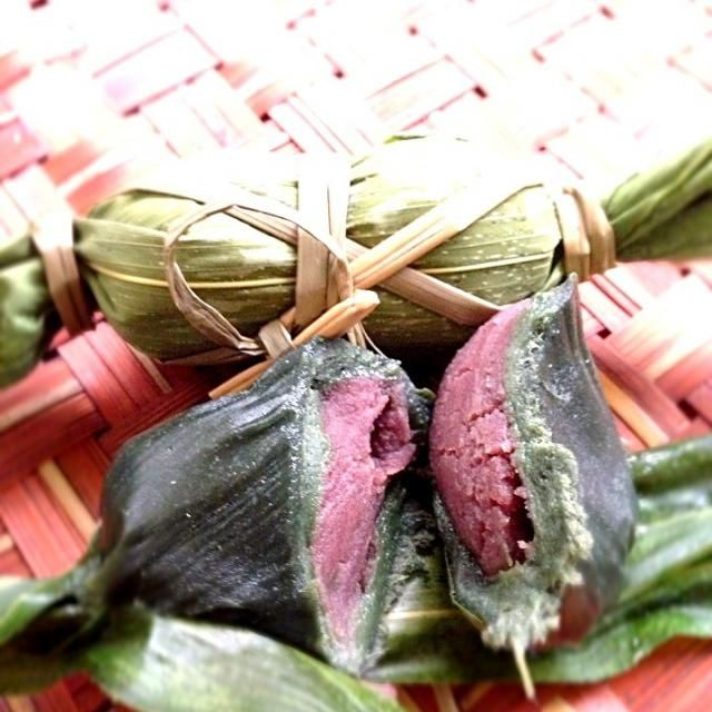 To:Nina Zhang thank you for resnap too - 76件のもぐもぐ - Steamed rice dumpling Wrapped in Bamboo Grass笹団子 by Ami