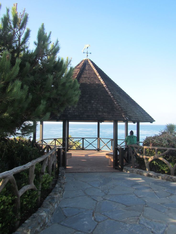 Heisler Park Gazebo Laguna Beach