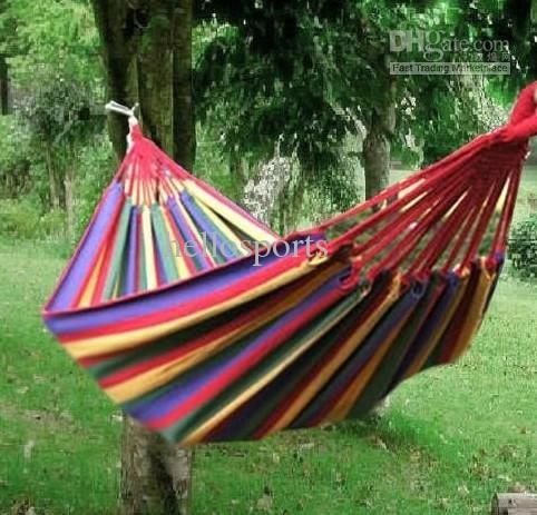 thick canvas hammock