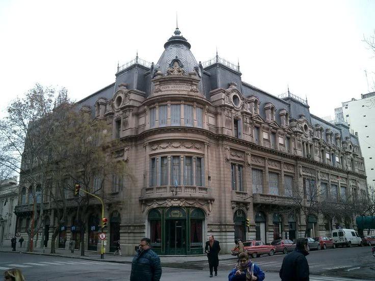 Club Argentino, Bahia Blanca. Buenos Aires. Argentina