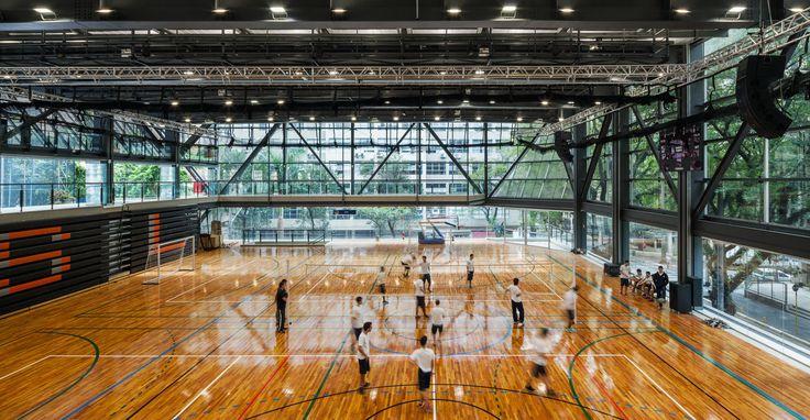 Gallery of São Luís Sports & Arts Gymnasium / Urdi Arquitetura - 6