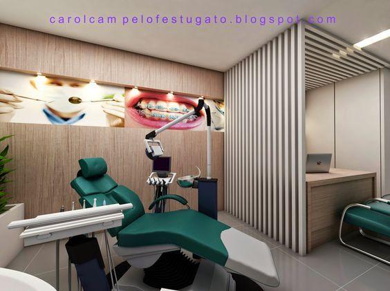 Da arquitetura à decoração, confira consultórios odontológicos que foram cuidadosamente pensados para terem um ambiente diferenciado
