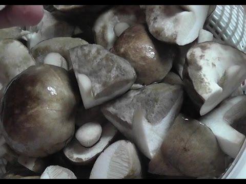 Маринованные подберезовики на зиму - пошаговый рецепт с фото на Повар.ру