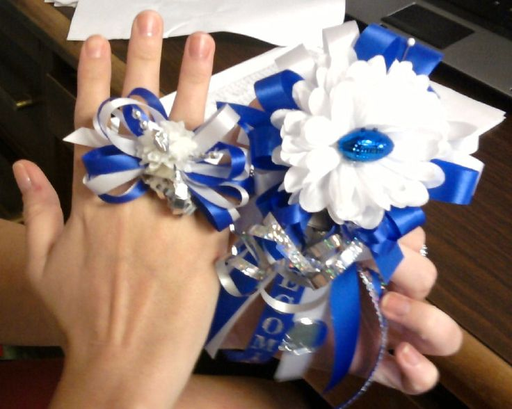 homecoming mums for marching band member - Google Search