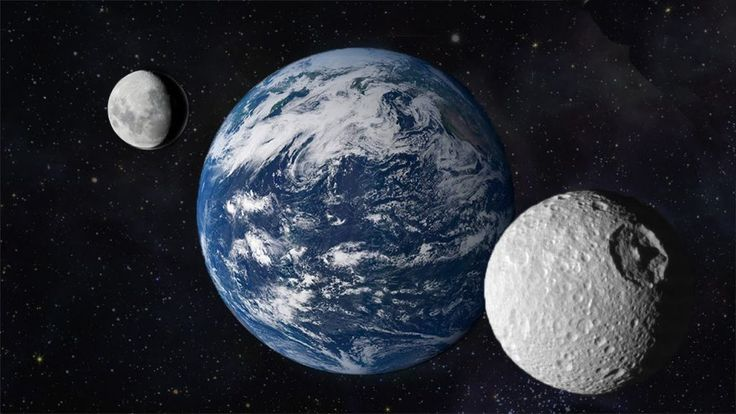 It turns out that our moon isn't alone out there, orbiting our planet on its own. Earth has a companion in space which has been orbiting our world for over a century, and NASA has only recently spotted it. According to new reports from NASA, there is a quasi-moon orbiting around Earth for almost a century, and we have missed it all along. The new moon isn't as big as THE MOON is, but, it still keeps our original moon company while traveling across space. The smaller quasi-moon orbits ...