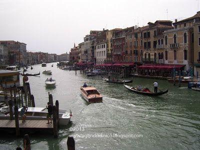 Agenda di Nico: Venezia